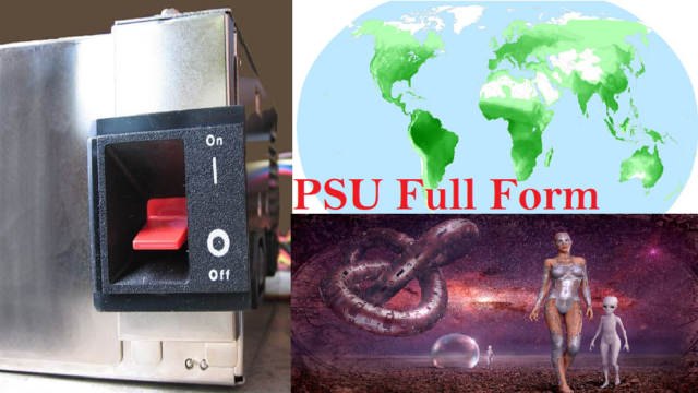 PSU Full Form