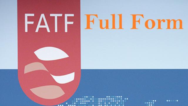 FATF Full Form