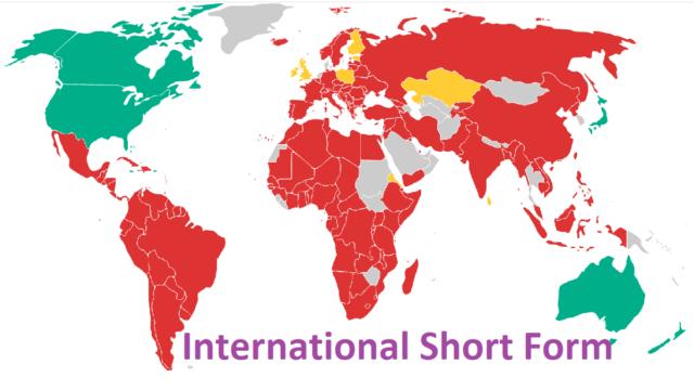 International Short Form